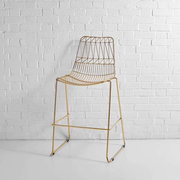 Simplicity Bar Stool Hire