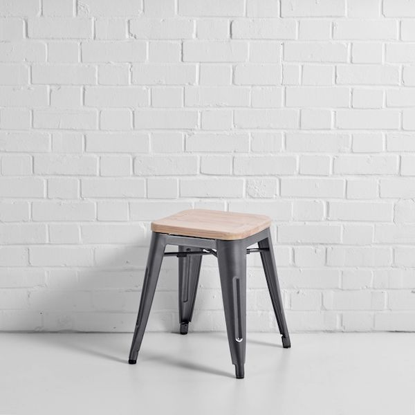 Bistro Low Stool Hire