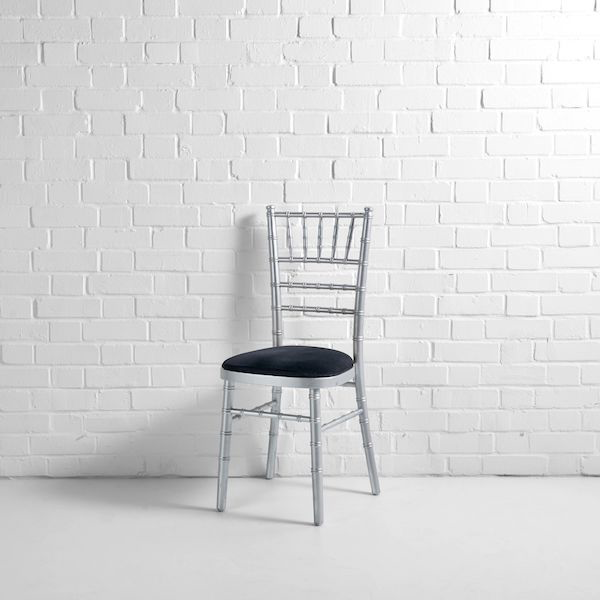 Silver Chiavari Chair Hire