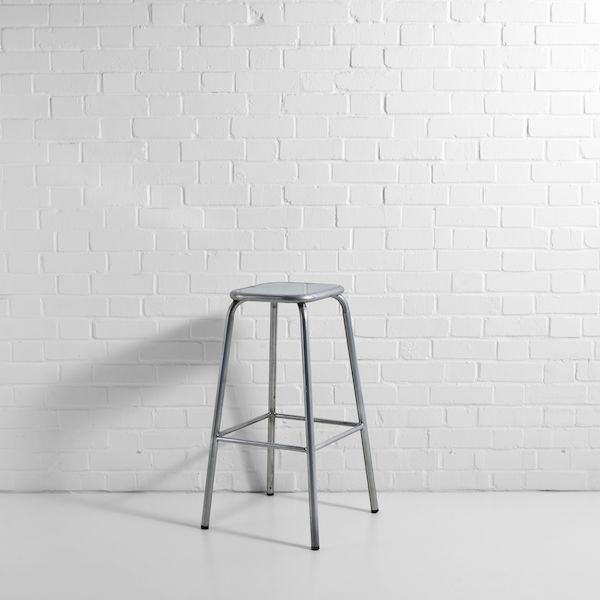 Distressed Lab Stool Hire