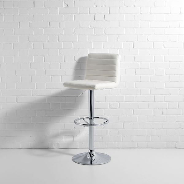 White Tornado Bar Stool Hire