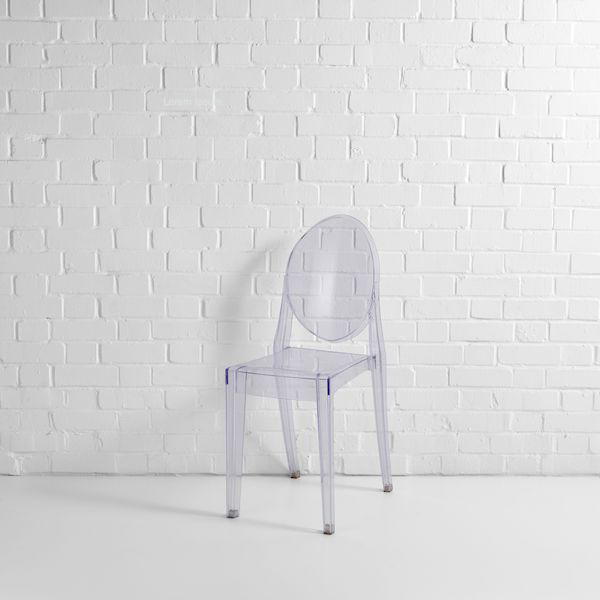 Victoria Ghost Chair Hire