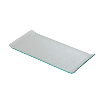 Glass Serving Platter Hire