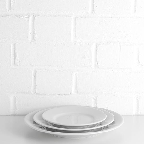 Porcelite Plate Hire