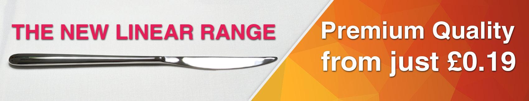 Linear Cutlery Range