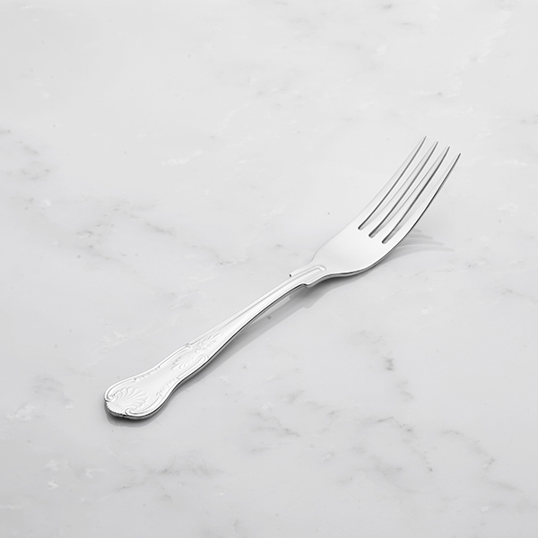 Kings Dessert Fork Hire
