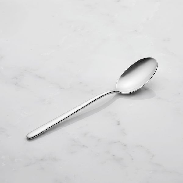 Linear Dessert Spoon Hire