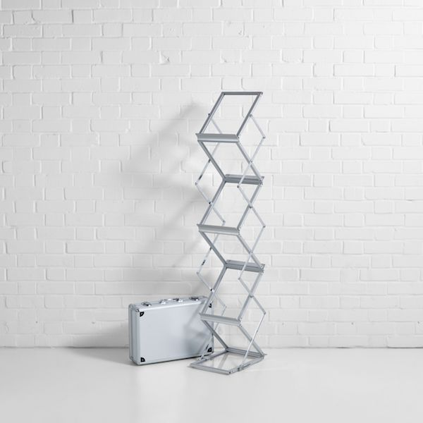 Folding Display Stand Hire