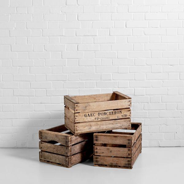 Vintage Crate Hire
