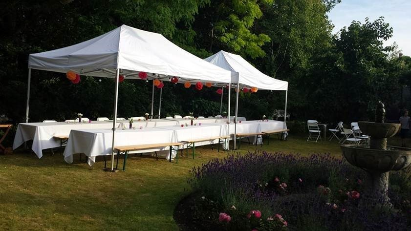 Gazebo Hire For Outdoor Events