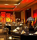 Stylish Wedding Reception