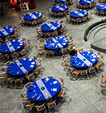 Table And Chair Hire For Corporate Event
