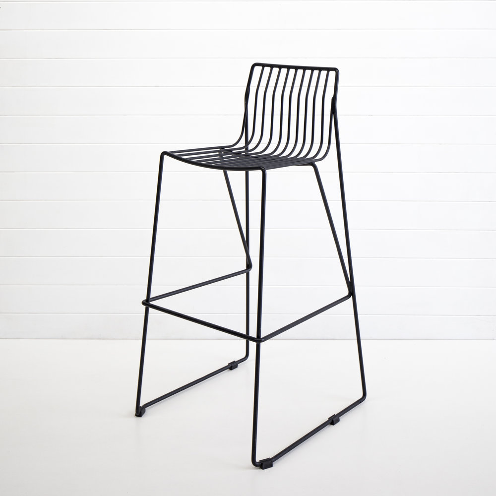 Steel Wire Bar Stool Hire