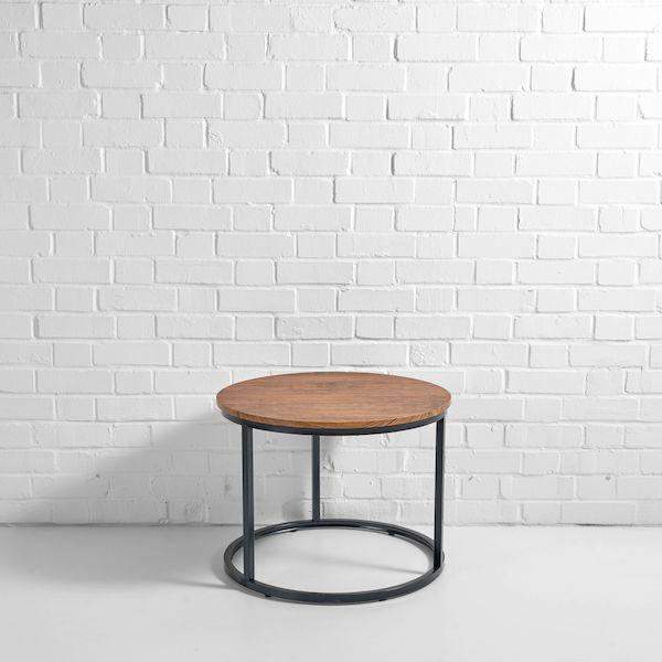 Alberta Round Coffee Table Hire