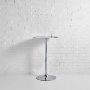Clear Glass Table Hire