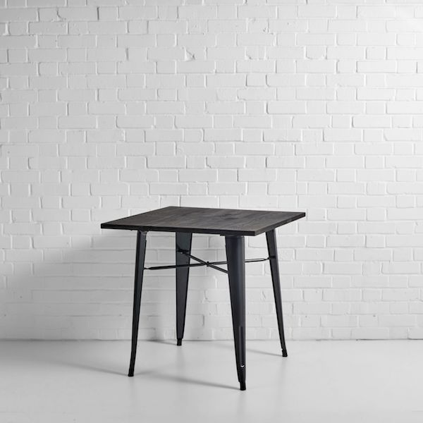 Tolix Industrial Table Hire